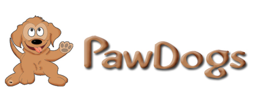 Paw Dogs Online Community Logo